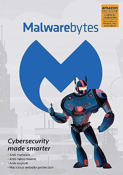Malwarebytes | 18 Months, 2 Devices