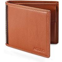[イタリアの牛革] 二つ折り財布 財布 メンズ 本革 ボックス型小銭入れ レザー Jum fly