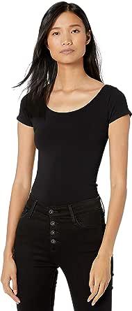 SkinnyTees Women's Cap Sleeve Tee