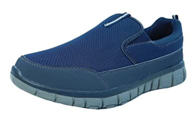 eb9c7bd0bec8 Mens Superlight Memory Foam Walking Gym Trainers Shoes with Skechers Socks   Amazon.co.uk  Shoes   Bags