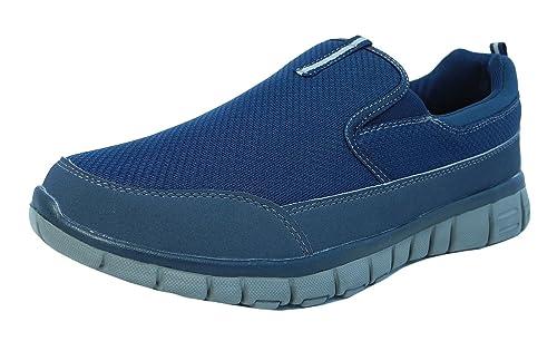save off 45a33 4346c DEK Superlight, scarpe da ginnastica da uomo, in memory foam, con calzini  Skechers