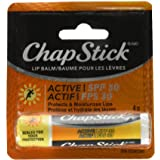 ChapStick Active with SPF 30, Original Flavour, 1 Tube