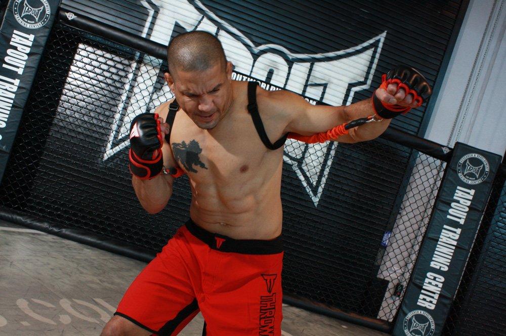 Stroops MMA Cobra Pro with Cuffs &ハーネス – Heavy   B00A31BKNM