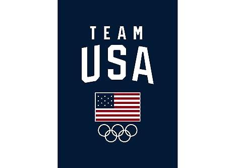 Tokyo 2020, Beijing 2022, Paris 2024, LA 2028! Team USA Olympics Blanket -  50