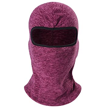 KAITUO Balaclava Winter Outdoor Windproof Ski Mask Thickening Tactical  Balaclava Ski Fleece Mask Bike Ride Mask f89d5c6e7fdb