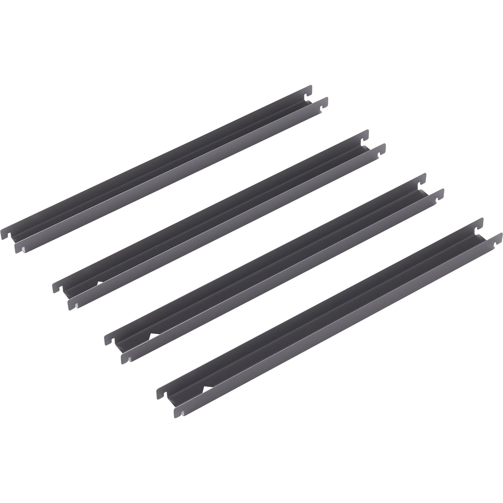 Lorell LLR60565 Front-to-Back Rail Kit by Lorell