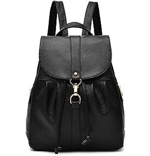 1186e4471f783 TIBES Daypack Rucksack Damen Studententasche Tasche Schultaschen Satchel  Bag Rucksäcke für Damen