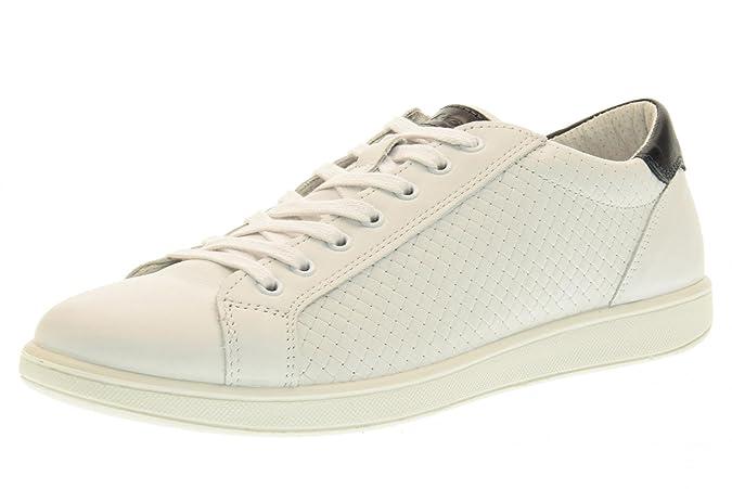 IGI&CO 76761/00 hombre bajas zapatillas blancas: Amazon.es: Zapatos y complementos