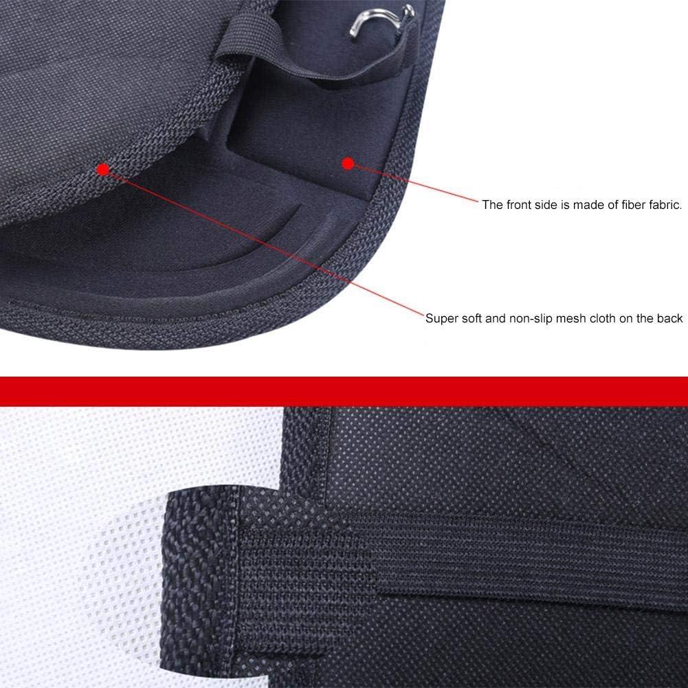 beheiztes Sitzkissen beheizter Autositzw/ärmer mit Temperaturregelung und Heizung kingpo Universal 12V Autositzauflage