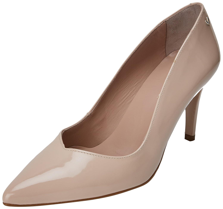 Martinelli Selena 1365-3488p, Zapatos de Tacón con Punta Cerrada para Mujer 38 EU Hueso (True Nude)