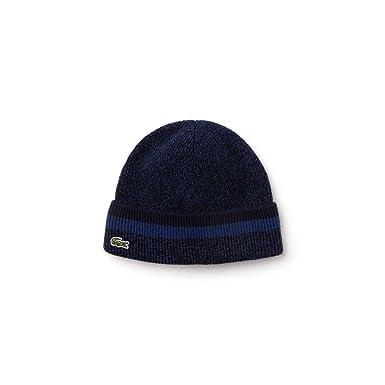 Lacoste Vêtements Rb9869 Bleu Tu Bonnet Et g1PxRrqgw