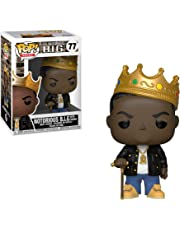 Funko Pop Rocks: Music-Notorious B.I.G. with Crown Collectible Figure, Multicolor