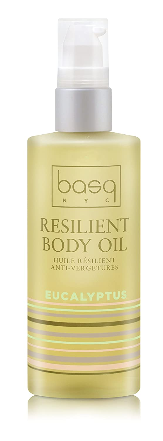 $38.73(was $49.40) basq Resilient Body Stretch Mark Oil – Eucalyptus, 4 fl.oz