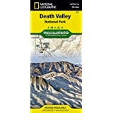 Death Valley National Park - CA/NV National Geographic Trails Illustrated #221