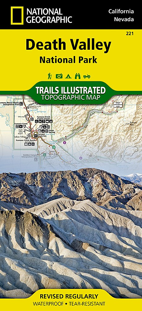Valley National Park (National Geographic Trails Illustrated ... on san francisco map pdf, stanford university map pdf, central park map pdf, united states map pdf, los angeles map pdf, san diego map pdf, lake arrowhead map pdf,