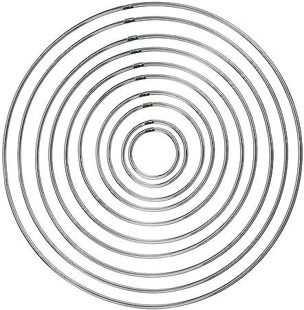 super qualité jolie et colorée une autre chance Amaoma Cercle Attrape Reves Cercle Metallique Attrape Reve ...