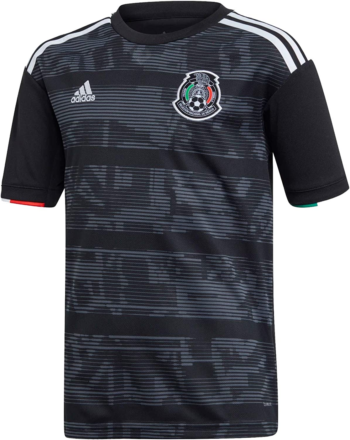 adidas Youth Soccer Mexico Home Jersey