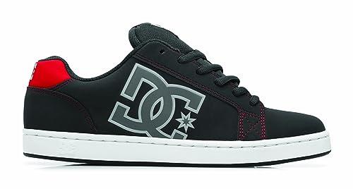 DC Shoes SERIAL D0320274 - Zapatillas de cuero para hombre, color negro, talla 47: Amazon.es: Zapatos y complementos