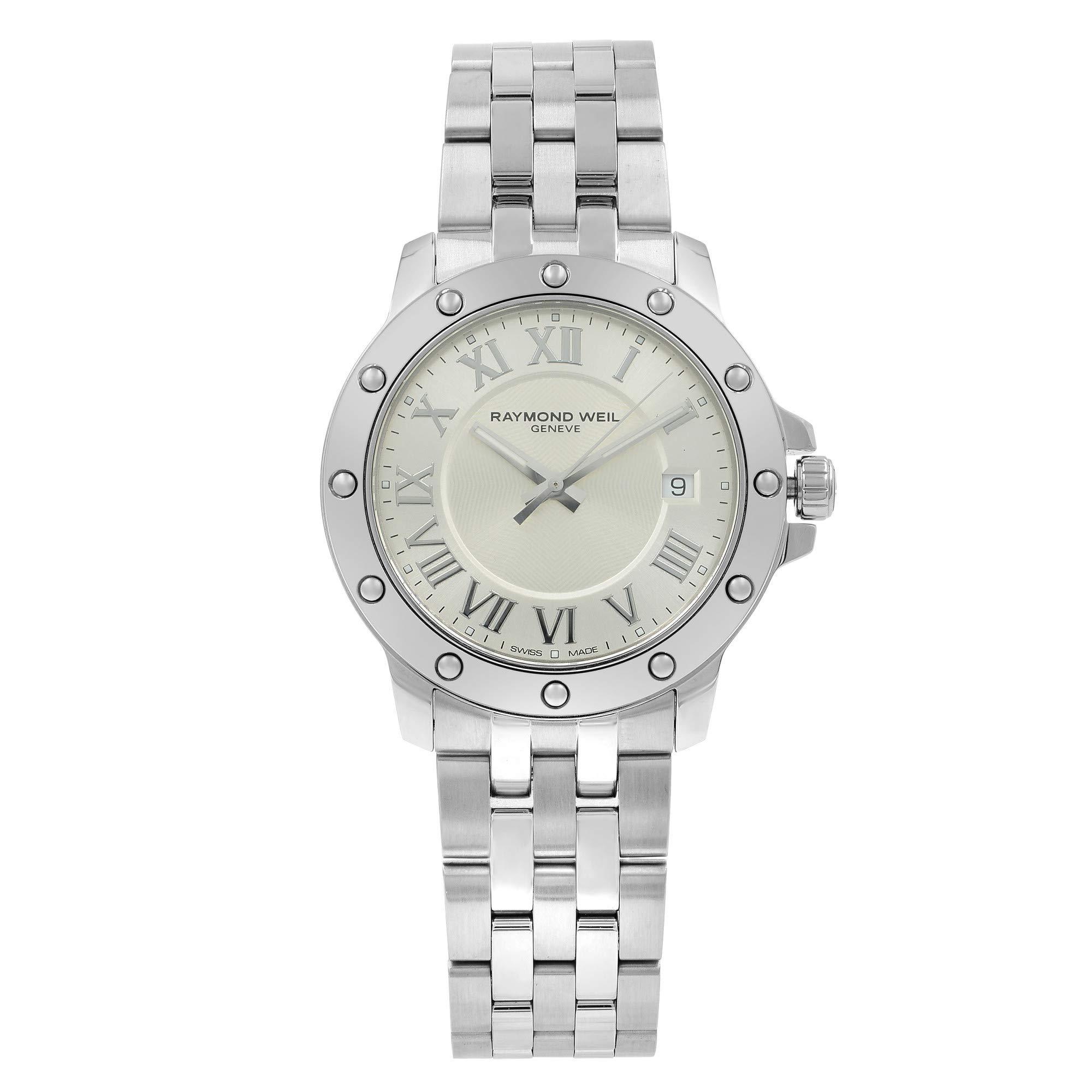 Raymond Weil Tango Quartz Male Watch 5599-ST-00658 (Certified Pre-Owned) by RAYMOND WEIL (Image #1)