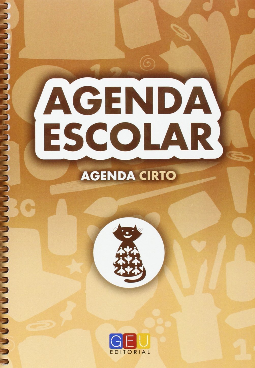 Agenda escolar Cirto: 8436548131555: Amazon.com: Books