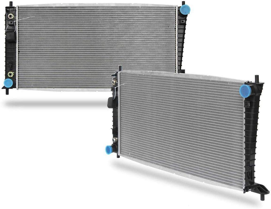 STAYCO CU2818 Complete Aluminum Radiator