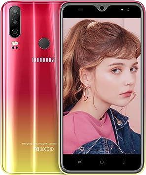 Moviles Libres 4G, P30(2020) Smartphone Libre Dual SIM 6.53 ...