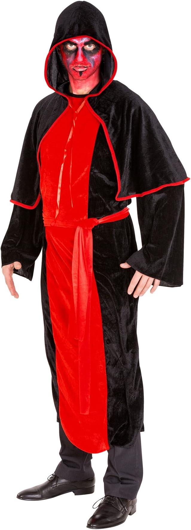 Assetati di sangue vampiro uomo Halloween Dracula Adulti Costume Outfit