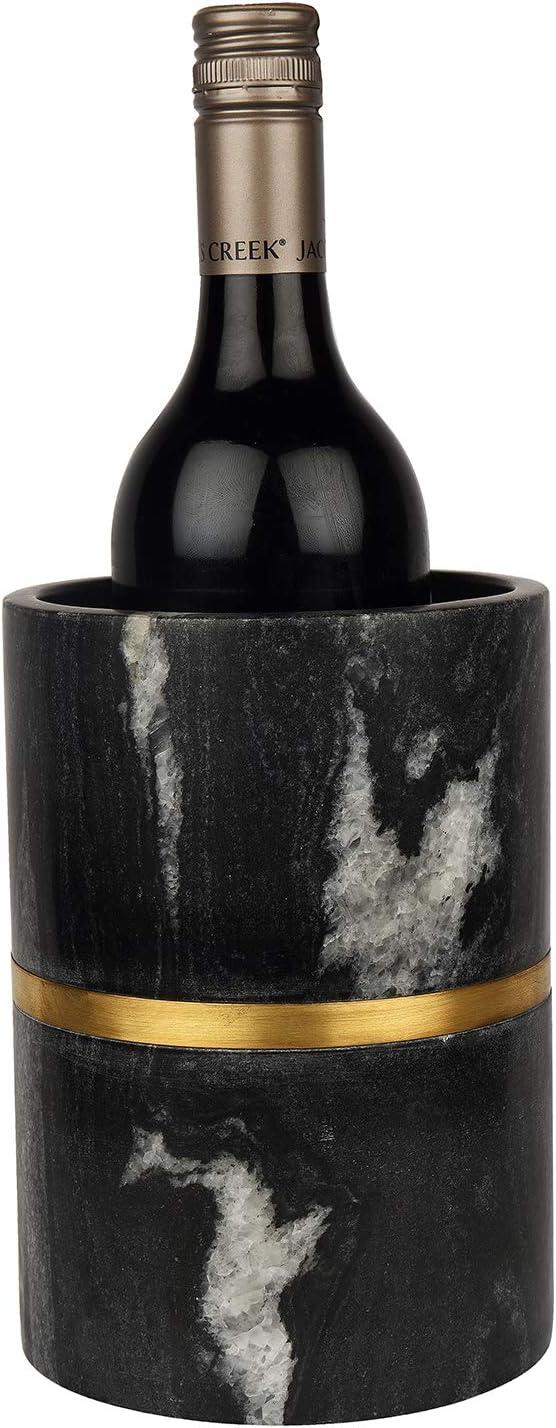Compra GAURI KOHLI vino elegante mármol negro/champagnes ...