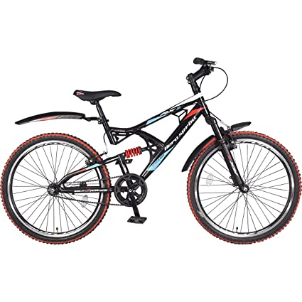 Hero RX2 26T Single Speed Sprint Cycle without Disc Brake - Black ...