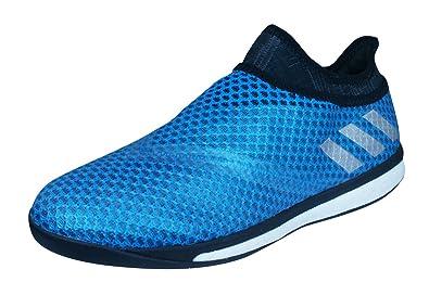 amazon adidas messi 16 1 street mens indoor soccer sneakers boots