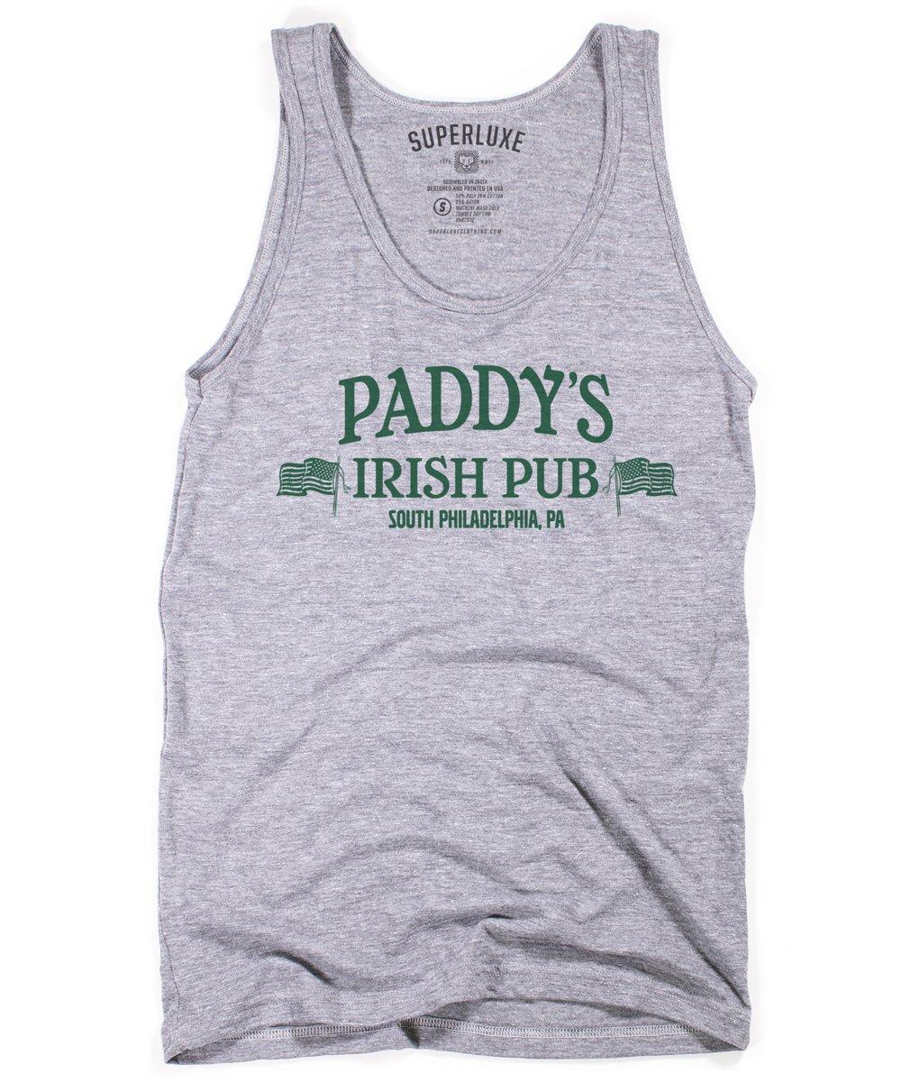 Clothing S Paddys Irish Pub St Patricks Day Bar Tank Top 5074 Shirts