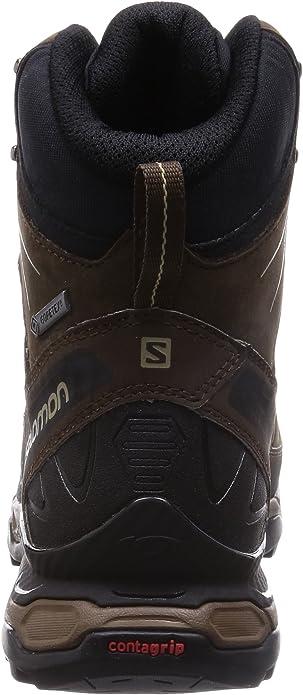 Salomon Mens X Ultra Trek GTX Backpacking Boot