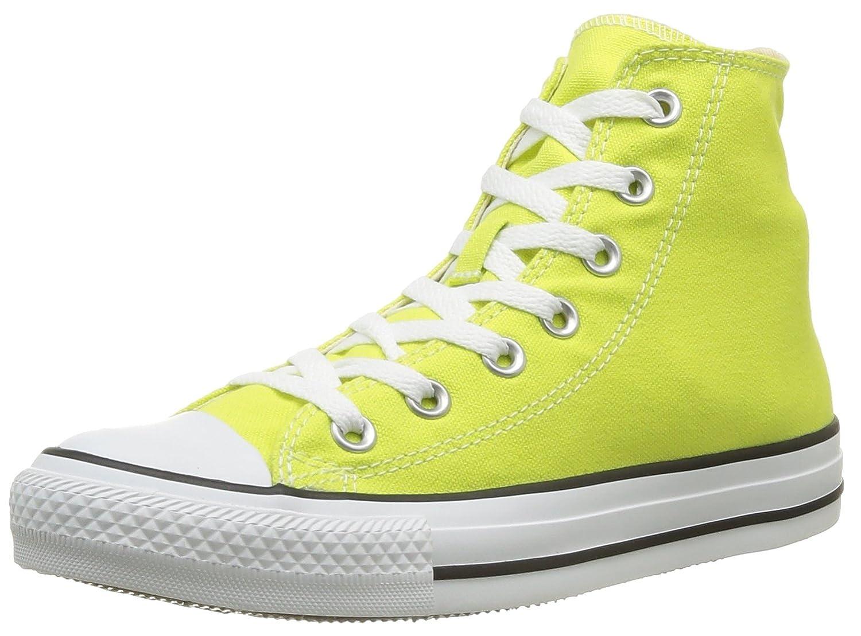 Converse Chuck Taylor All Star Season Hi, Unisex Sneaker  44 EU|Gelb (Zitrone)