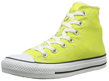 Converse Chuck Taylor All Stars Hi Shoes UK 3 Citronelle