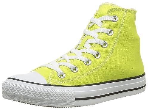 5209da3ac373 Converse CHUCK TAYLOR Light Yellow High Top (Men 5.0 Women 7.0 ...