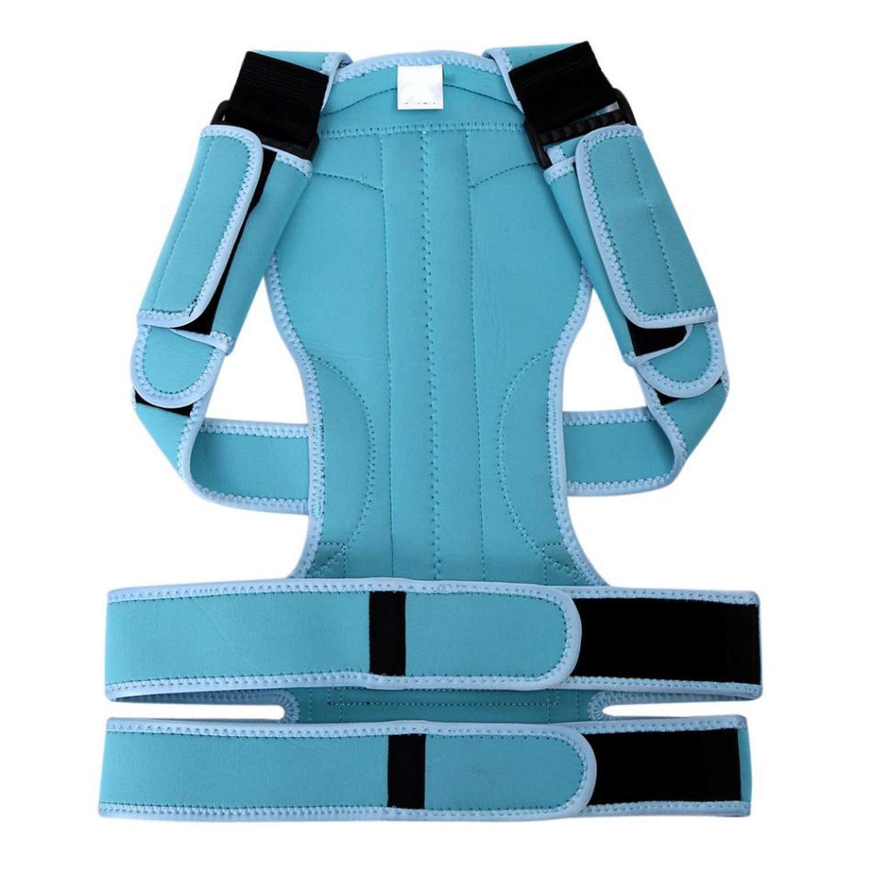 Adult Corset Lumbar Back Posture Correction Spine Support Belt Orthopedic Back Support Men Women,M
