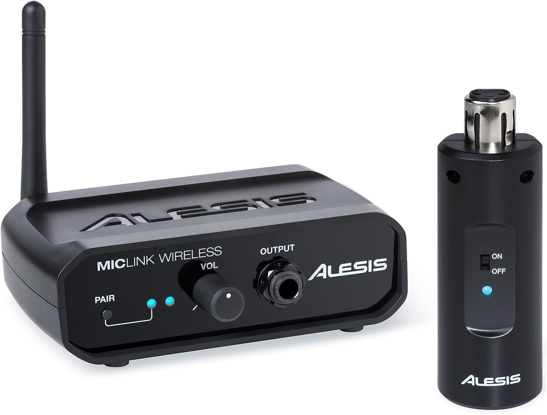 Alesis MicLink Wireless - Sistema inalámbrico para micrófono ...
