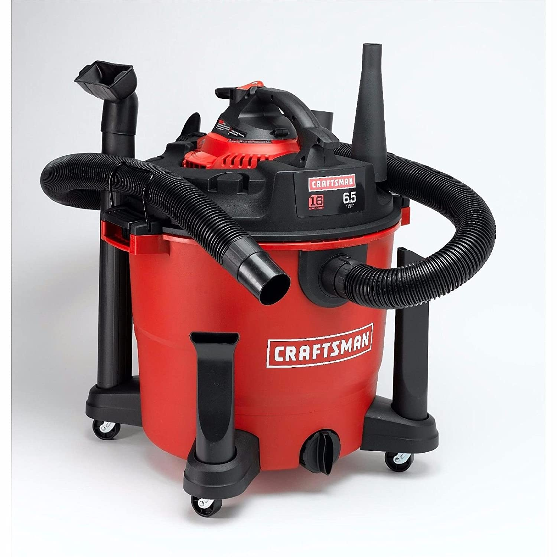 Craftsman XSP 16 Gallon 6.5 Peak HP Blower
