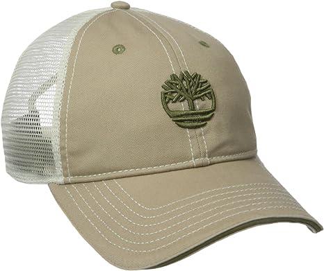 Timberland Hombre de sarga gorra de: Amazon.es: Ropa y accesorios