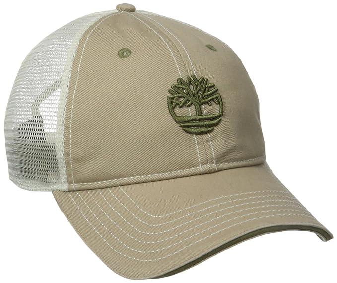 : Timberland de los hombres de sarga gorra de