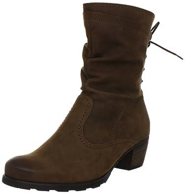 5660425 Fashion Comfort Shoes Stiefeletten Gabor Halbstiefelamp; Damen OXukiPZ