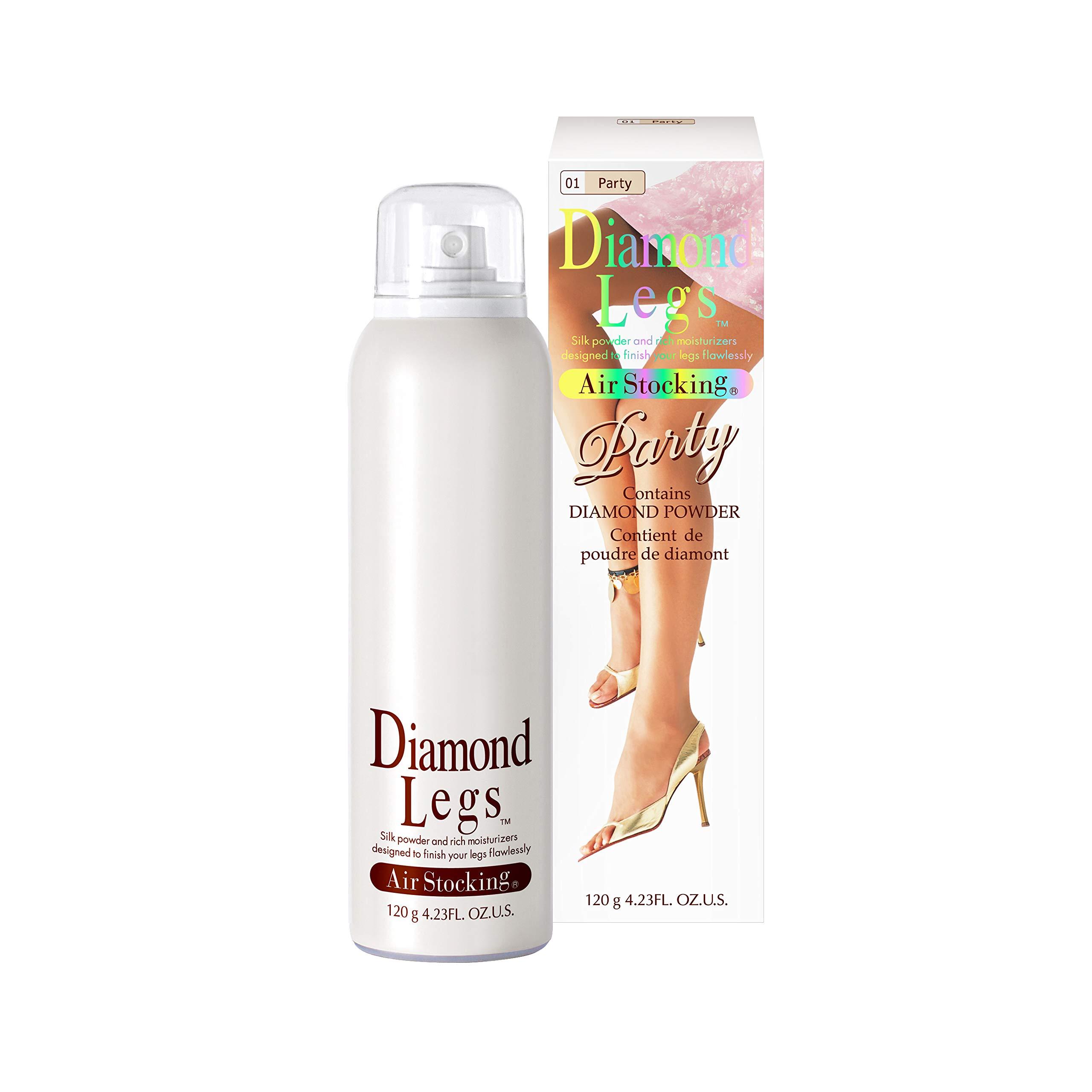 Air Stocking Diamond Legs [DL01] Light Natural 120g