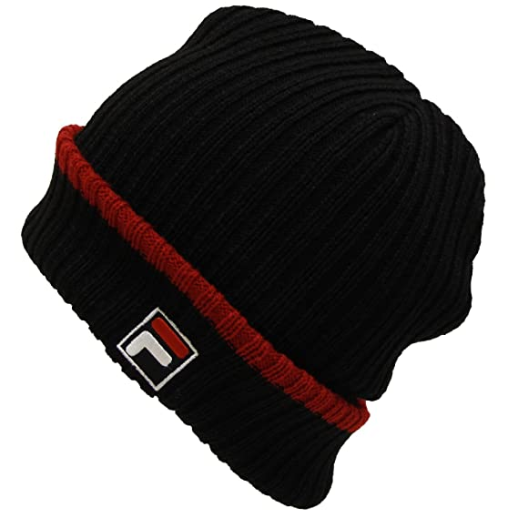 014053ff FILA Basic Thinsulate Knit Cap Beanie Watch: Amazon.in: Clothing &  Accessories