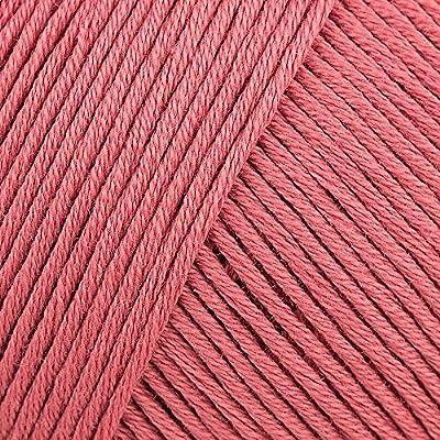 DMC Natura Hilo, 100% algodón, Geranio N52: Amazon.es: Hogar