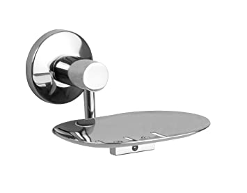 Merveilleux Jwell Bathroom Soap Dish / Soap Holder   Stainless Steel (SG SD):  Amazon.in: Home Improvement