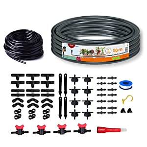 Dripit™ Drip Irrigation Kit for Home Garden … (10)