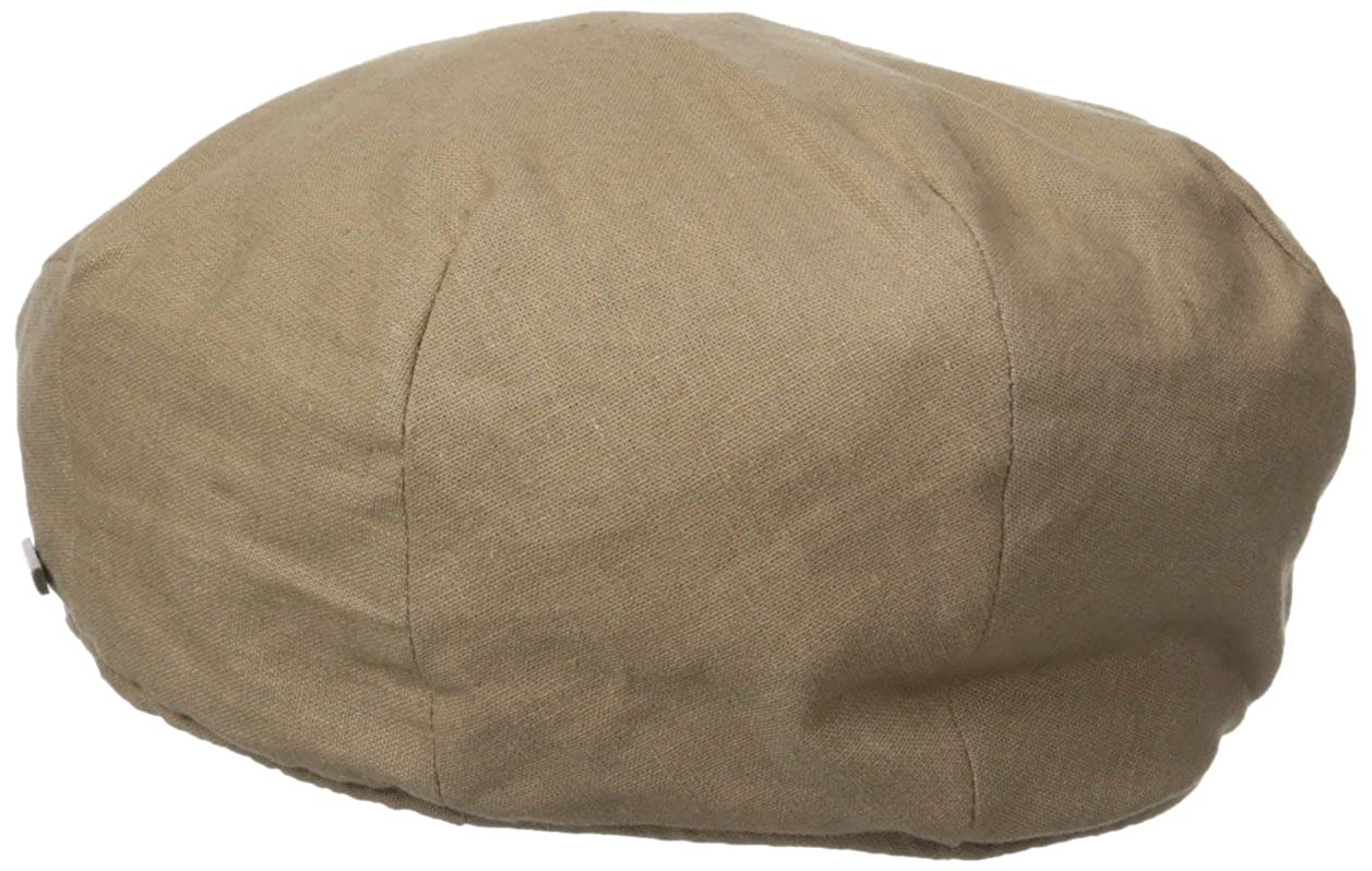 a9fa2eb3f452f Stetson Men s Linen Ivy Cap at Amazon Men s Clothing store