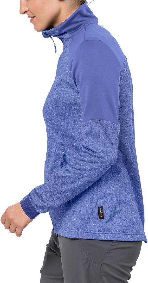 Jack Wolfskin Sutherland damska bluza polarowa: Odzież