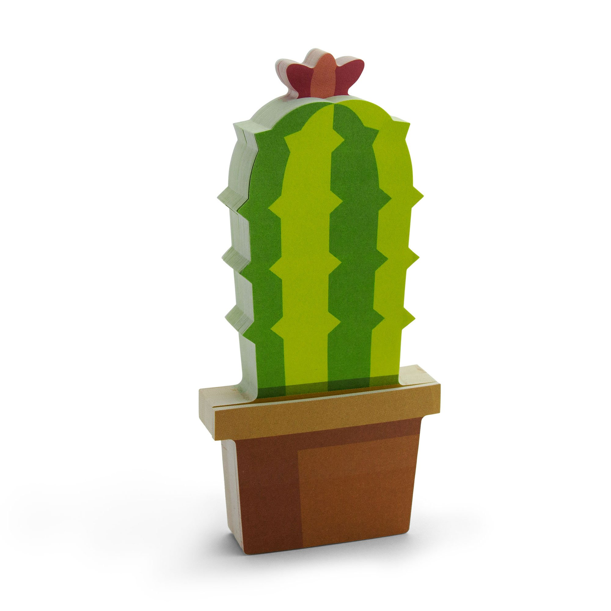 Mustard Cactus Sticky Notes, Write-On Tape (5055998804241)