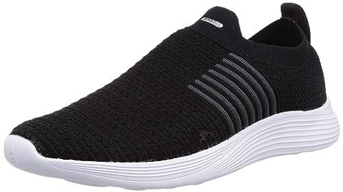 Buy ACTION Men's Black Grey Running